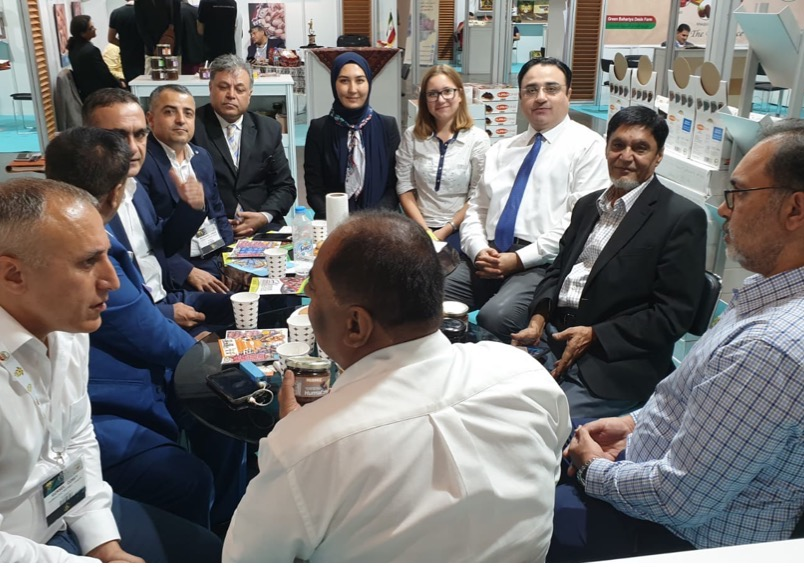 Dates Exporters of Pakistan participates in World Palm Dates Expo in Istanbul