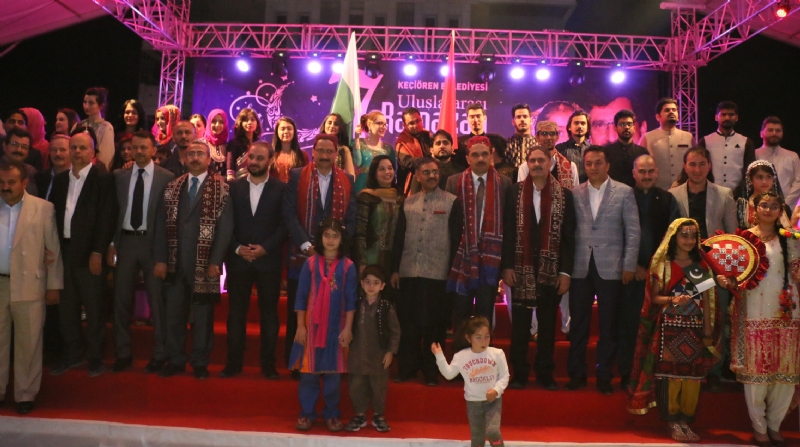 Rich Pakistani culture showcased to an enthralled audience in Ankara