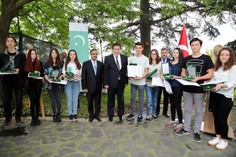 Chughtai Art Awards Ceremony held in Bursa