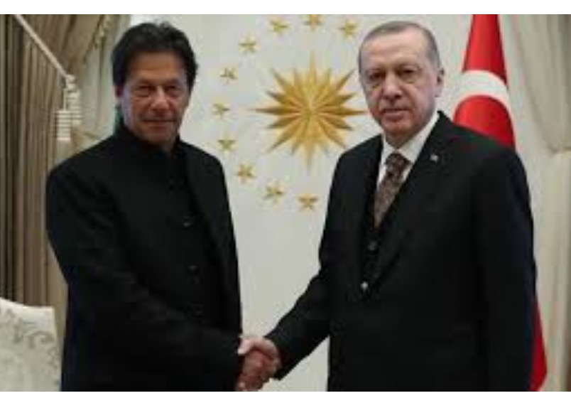 Prime Minister of Pakistan  Imran Khan held a telephone conversation with Turkish President Recep Tayyip Erdogan