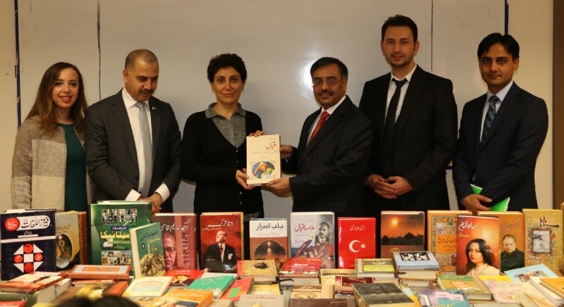 Pakistan to take futher steps to promote Urdu Studies in Turkey
