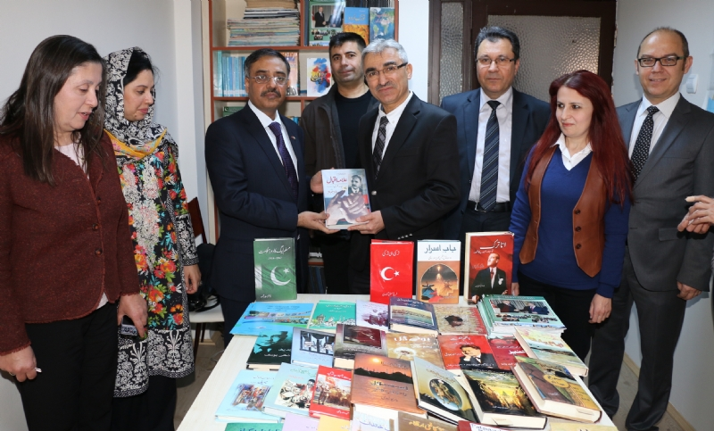 Pakistan-Turkey educational and cultural collaboration to be intensified