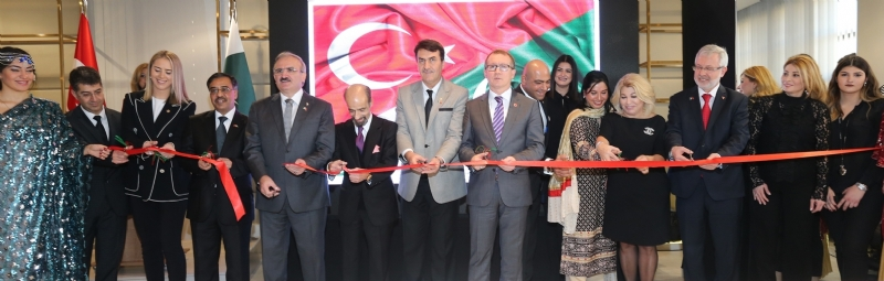 New Honorary Consulate General of Pakistan opened in Bursa