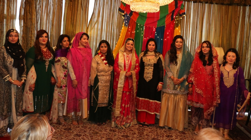 Traditional Pakistani wedding culture showcased at Ankara fund-raiser