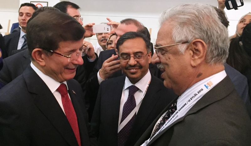Senator Iqbal Zafar Jhagra attends AK Party Congress in Ankara