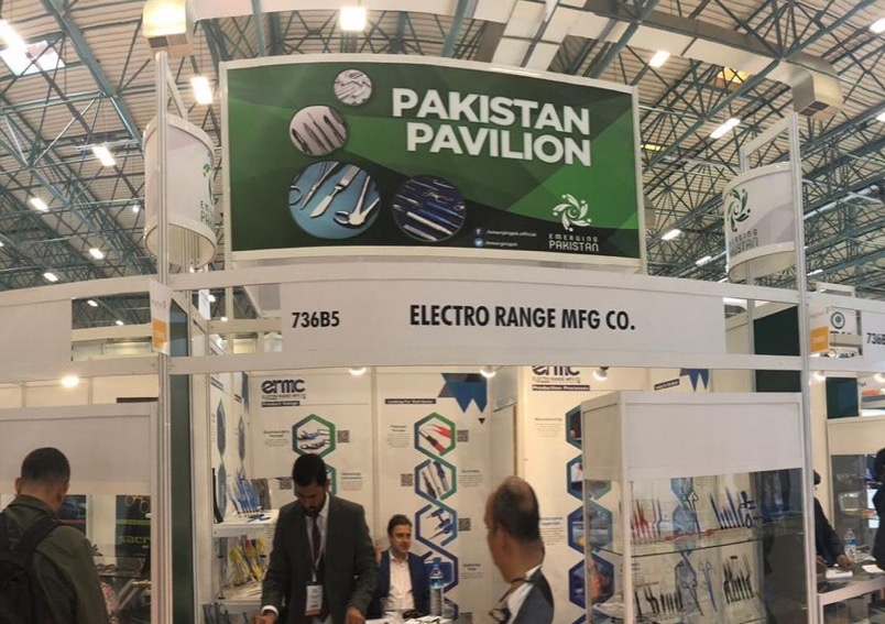 Pakistan's cutting-edge surgical products exporters participate in Expomed Eurasia