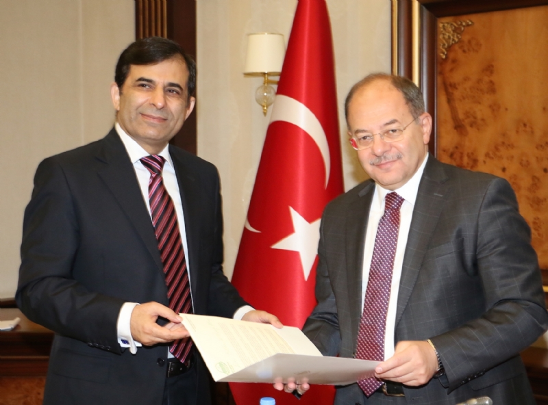 Pakistan and Turkey to share experiences,  deepen collaboration in health sector