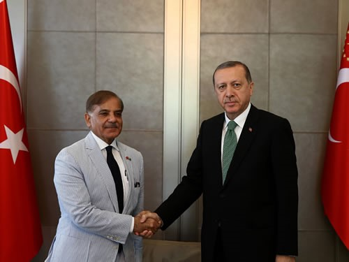 Solidarity visit to Turkey by Chief Minister Punjab