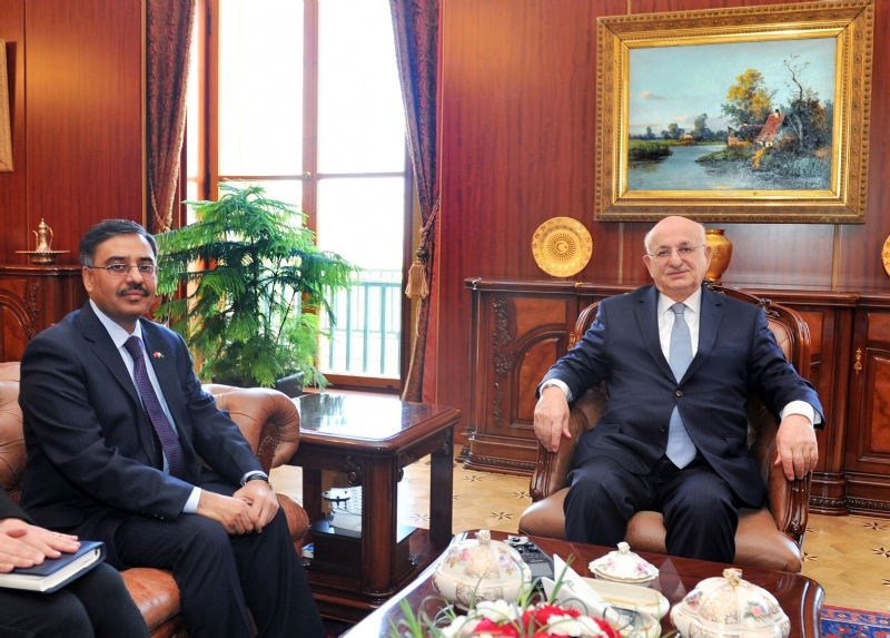 Pakistan-Turkey Parliamentary relations to be further deepened