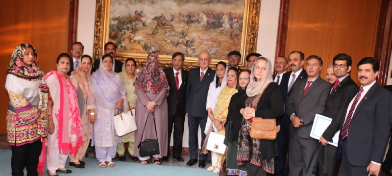 Pakistan Parliamentary delegation visits Turkey to further strengthen inter-parliamentary relations