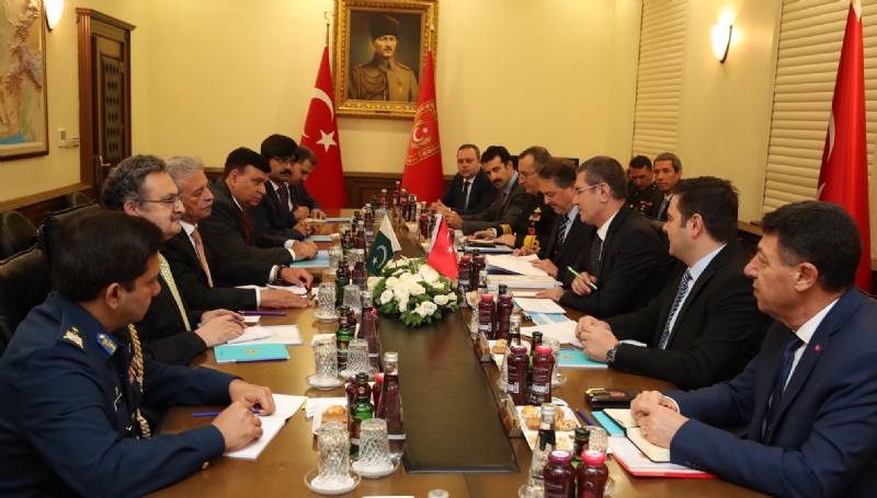 Pakistan-Turkey defence collaboration to be further enhanced