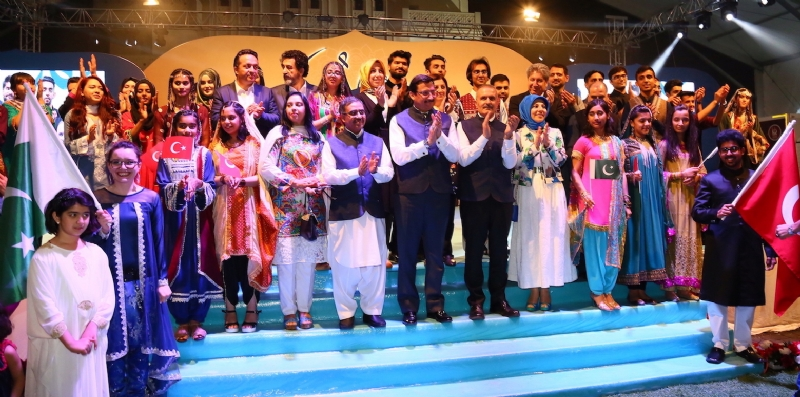 Turks appreciate rich Pakistani culture showcased in Ankara