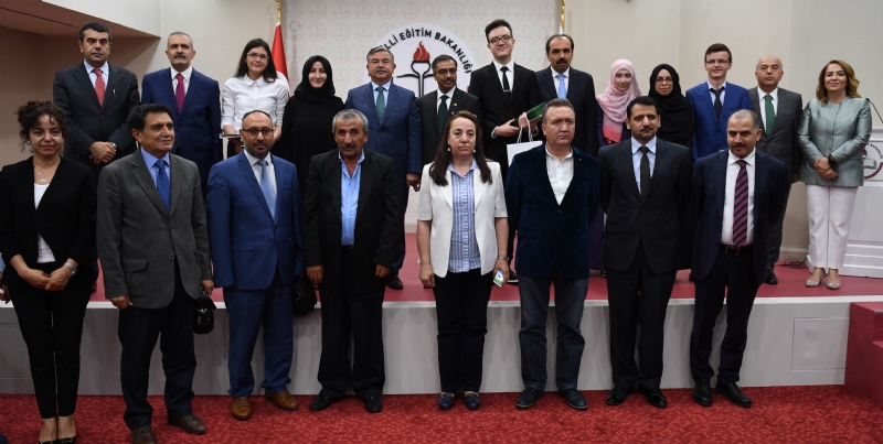 "Awards Ceremony for ""Jinnah Young Writers Awards"" held in Ankara"