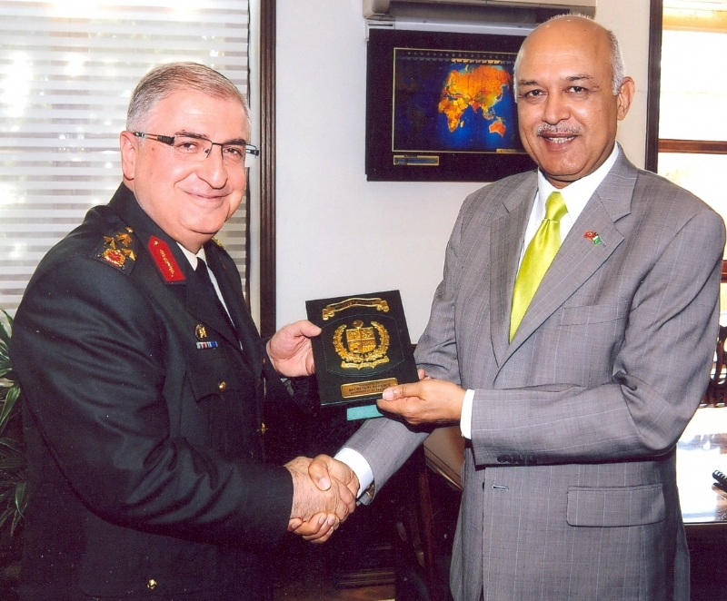 Turkey-Pakistan 9th High level Military Dialogue Group meeting held at Ankara