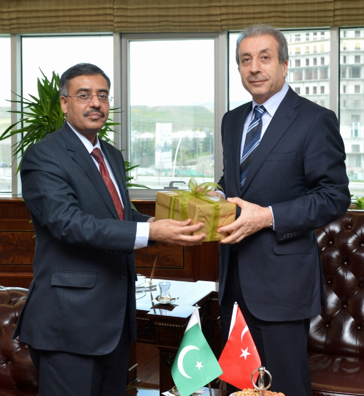 Pakistan and Turkey to deepen bilateral cooperation in Agriculture sector