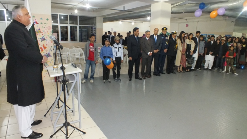 Pakistan Day Commemorated in Turkey