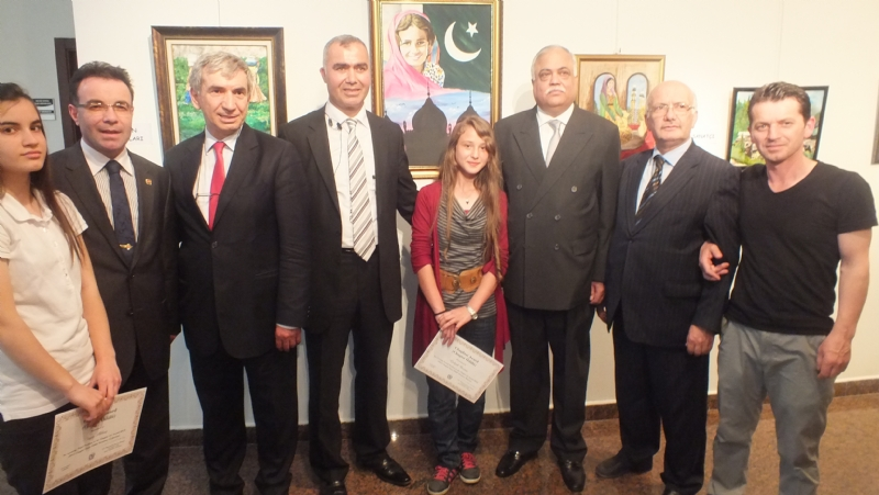 Chughtai Art Award for Young Turkish Artists