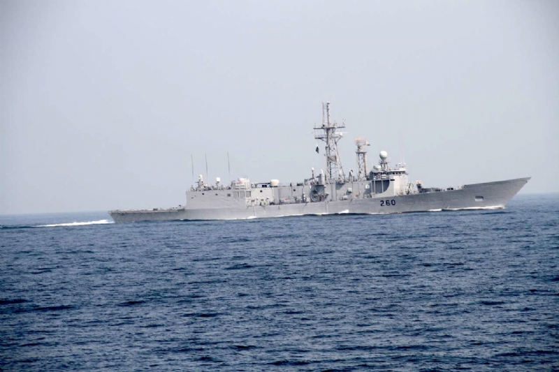 PAKISTAN NAVY SHIP TO PARTICIPATE IN NAVAL EXERCISE IN TURKEY