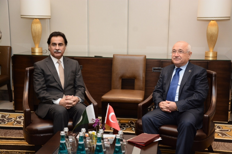 Turkey-Pakistan agree to further boost parliamentary relations