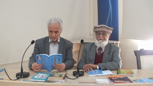 Modern Pakistani literature introduced to Turkey