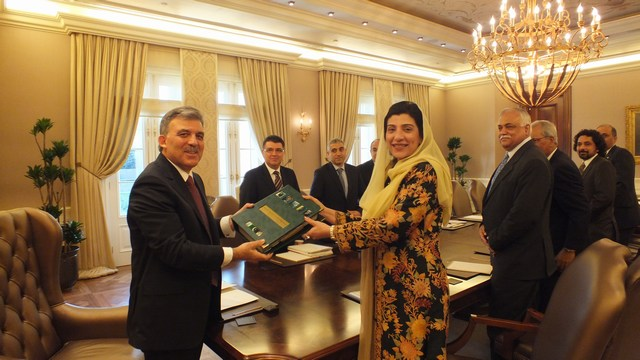 International support for BISP is reflective of Programme's transparency; says Turkish President