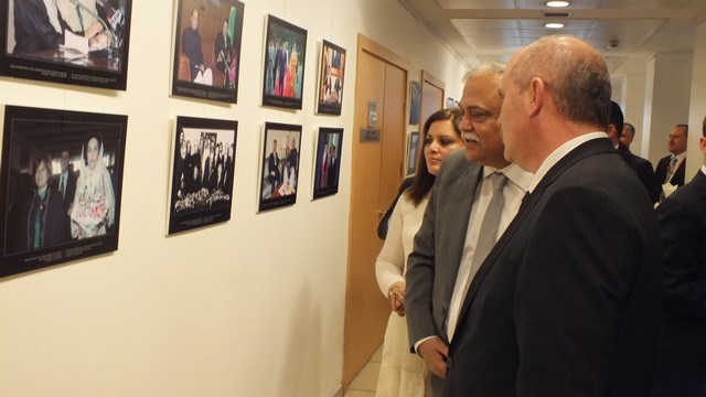 Photo exhibition 'Journey of Friendship' inaugurated