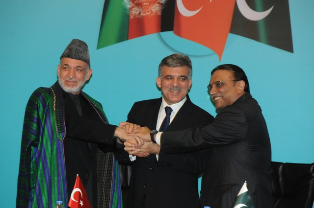 President Zardari to visit Turkey
