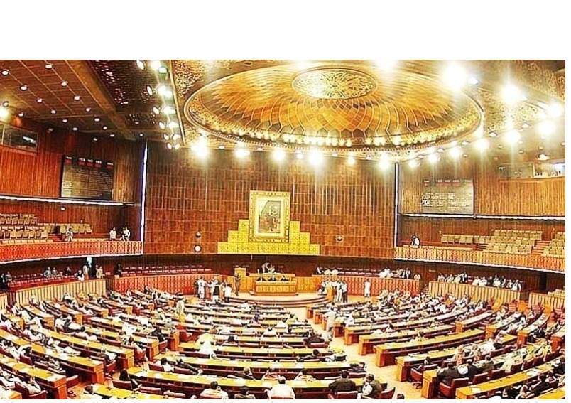 National Assembly of Pakistan unanimous resolution to express solidarity with the people of Indian Occupied Kashmir.