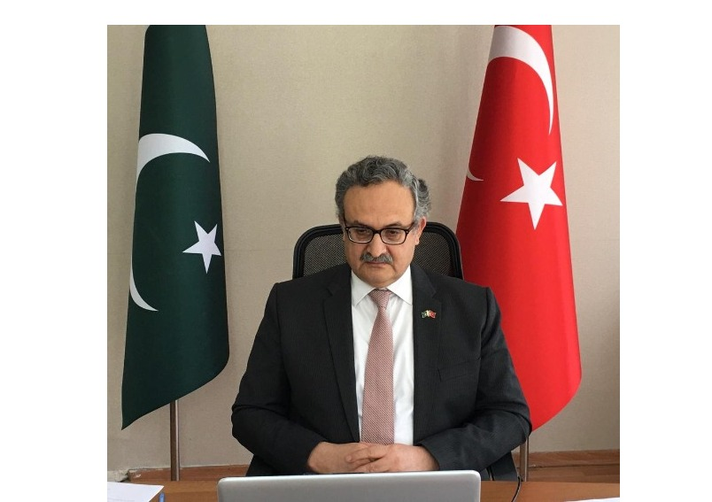 29 June 2020: An International conference titled : ' Kashmir, Regional and International Dimensions ' hosted by Istanbul University, Turkey