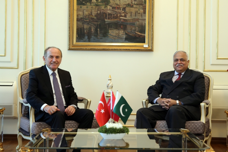 Turkish investment in Pakistan's energy, infrastructure and municipal services assured