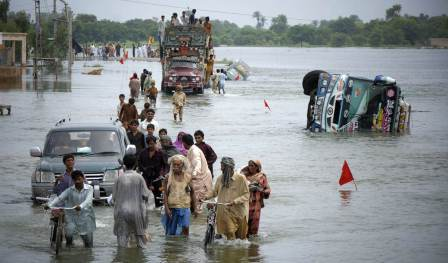 Prime Minister Flood Relief Fund 2014