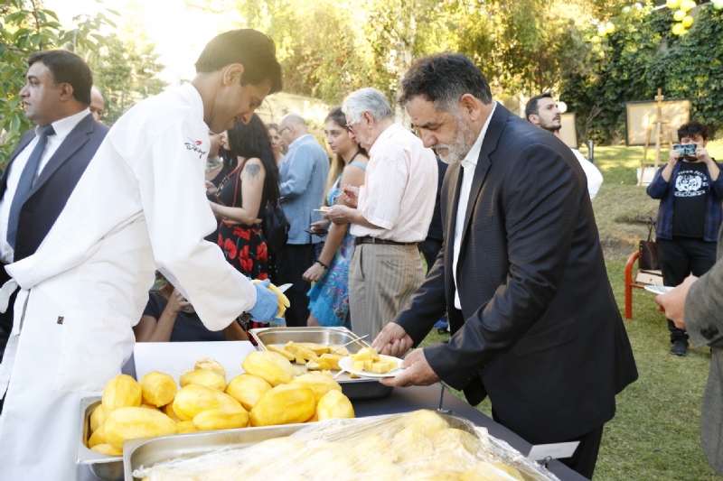 Guests at Pakistan Mango Festival